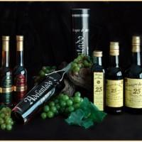 Vinagres, reducciones y vinos de cocina